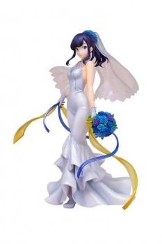 SSSS.Gridman Statue 1/8 Rikka Takarada Wedding Dress Ver. 17 cm
