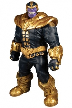 Marvel Universe Actionfigur mit Leuchtfunktion 1/12 Thanos 21 cm