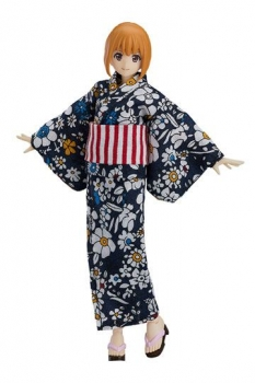 Original Character Figma Actionfigur Female Body Emily with Yukata Outfit 13 cm