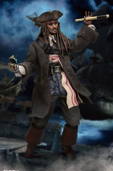 Fluch der Karibik 8ction Heroes Actionfigur 1/9 Jack Sparrow 20 cm