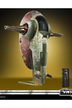 Star Wars The Vintage Collection Fahrzeug Boba Fetts Slave I