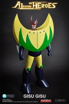 UFO Robot Grendizer Legion of Heroes Vinyl Figur Gisu Gisu 40 cm
