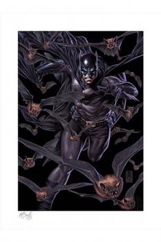 DC Comics Kunstdruck Batman: Detective Comics #985 46 x 61 cm - ungerahmt