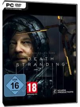 Death Stranding  DeLuxe Edition - Steelbook - PC