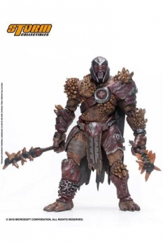 Gears of War Actionfigur 1/12 Warden 18 cm