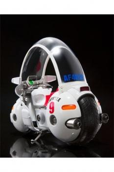 Dragon Ball S.H. Figuarts Fahrzeug mit Figur Bulmas Motorcycle Hoipoi Capsule No. 9 17 cm