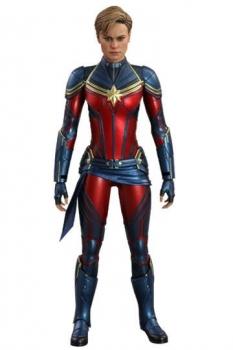 Avengers: Endgame Movie Masterpiece Series PVC Actionfigur 1/6 Captain Marvel 29 cm