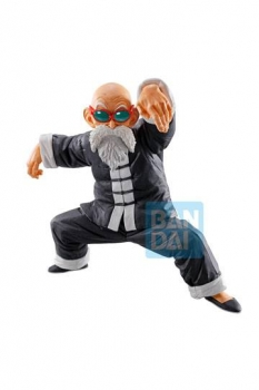 Dragon Ball Super Ichibansho PVC Statue Master Roshi (Strong Chains!!) 16 cm