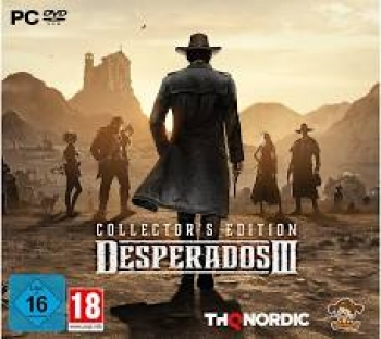 Desperados 3  Collector´s Edition -PC