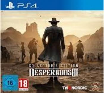 Desperados 3  Collector´s Edition -Playstation 4
