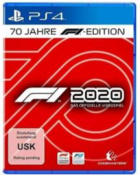 F1 2020 - 70 Jahre F1 Edition -Playstation 4
