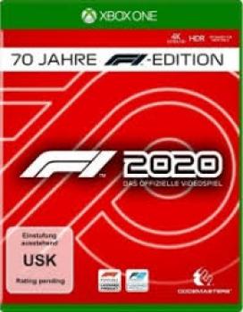 F1 2020 - 70 Jahre F1 Edition - XBOX One