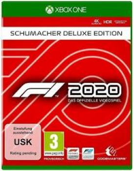 F1 2020 - Schumacher DeLuxe Edition -  XBOX One