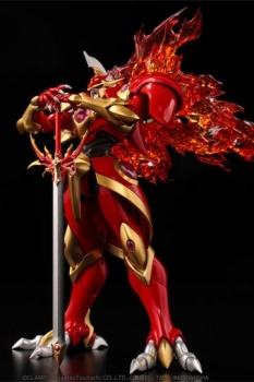 Magic Knight Rayearth Diecast Actionfigur Riobot Rayearth 18 cm