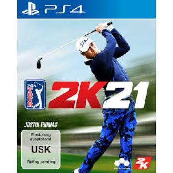 PGA 2K21 - Playstation 4