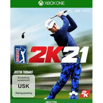PGA 2K21 -  XBOX One