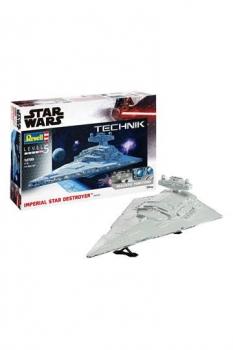 Star Wars Modellbausatz mit Sound & Leuchtfunktion 1/2700 Imperial Star Destroyer 59 cm