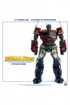 Transformers Bumblebee DLX Actionfigur 1/6 Optimus Prime 28 cm