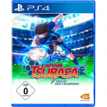 Captain Tsubasa: Rise of New Champions - Playstation 4 August / September 2020