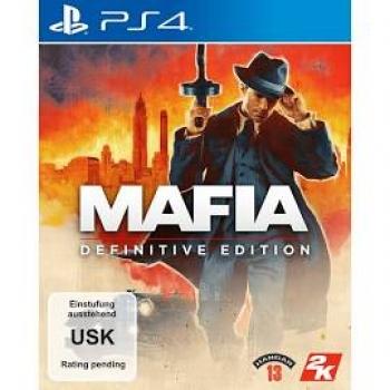 Mafia 1  Definitive Edition - Playstation 4