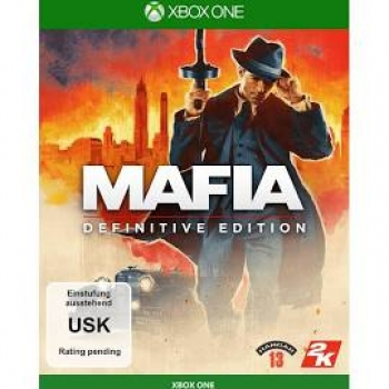 Mafia 1  Definitive Edition XBOX One
