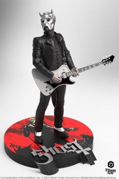 Ghost Rock Iconz Statue Nameless Ghoul (White Guitar) Limited Edition 22 cm uf 3000 Stück limitiert.