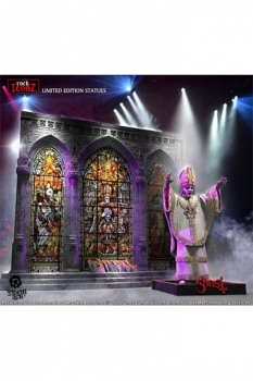 Ghost Rock Iconz Statue Papa Nihil Stage Set Limited Edition 23 cm  auf 3000 Stück limitiert.