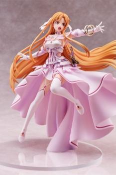 Sword Art Online Alicization PVC Statue 1/7 Asuna Goddess of Creation Stacia 23 cm