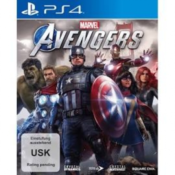 Marvel´s Avengers - Playstation 4