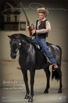 James Dean Actionfigur 1/6 James Dean Cowboy Deluxe Ver. 30 cm