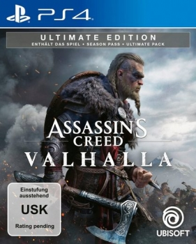 Assassin´s Creed Valhalla  Ultimate Edition - Playstation 4