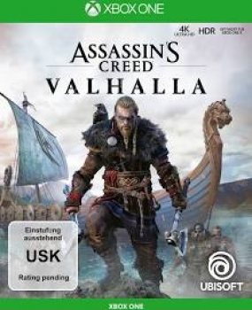 Assassin´s Creed Valhalla - XBOX One