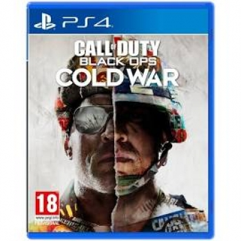 Call of Duty: Black Ops - Cold War - Import (AT) uncut Playstation 4