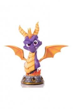 Spyro Reignited Trilogy Grand Scale Büste Spyro 38 cm