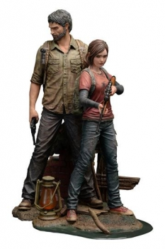 The Last of Us PVC Statuen 1/9 Joel & Ellie