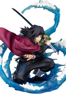 Demon Slayer: Kimetsu no Yaiba FiguartsZERO PVC Statue Tomioka Giyu (Water Breathing) 17 cm