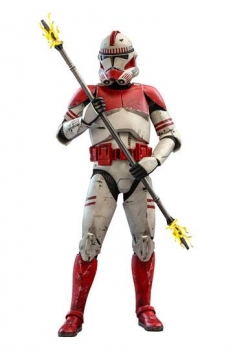 Star Wars The Clone Wars Actionfigur 1/6 Coruscant Guard 30 cm