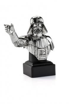 Star Wars Episode XI Pewter Collectible Büste Darth Vader 21 cm Limitiert auf 500 Stück.