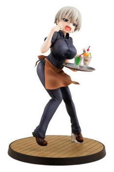 Uzaki-chan Wants to Hang Out! PVC Statue 1/7 Hana Uzaki Manga Cafe Asia Ver. 23 cm