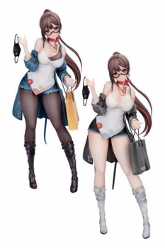 Original Character PVC Statuen 1/7 Xiami 4th Anniversary At First Sight Special Set 25 cm