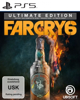 Far Cry 6 Ultimate Edition -Playstation 5