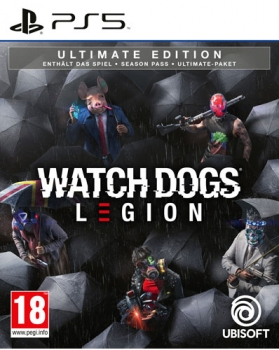 Watch Dogs Legion Ultimate AT - Playstation 5