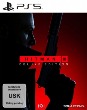 Hitman 3 Deluxe Playstation 5