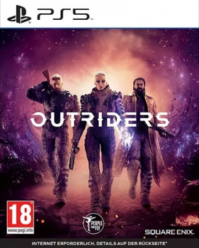 Outriders AT - Playstation 5