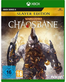 Warhammer Chaosbane Slayer Edition XBOX SX