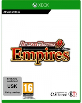Dynasty Warriors 9 Empires XBOX SX