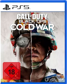 Call of Duty Black Ops Cold War - Playstation 5