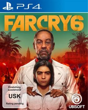 Far Cry 6 Playstation 4