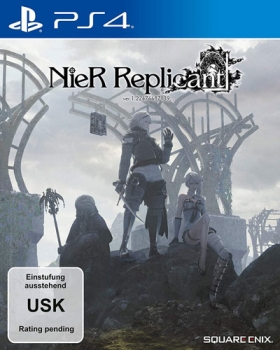 NieR Replicant ver.1.22474487139... PLaystation 4