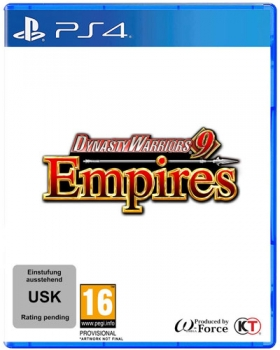 Dynasty Warriors 9 Empires Playstation 4